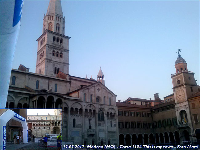 Modena Corsa 1184 This is my town Foto Marri
