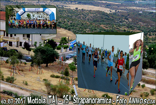Mottola Strapanoramica 2017